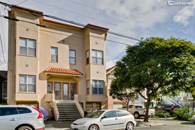 image 2 furnished 3 bedroom Apartment for rent in Mission District, San Francisco