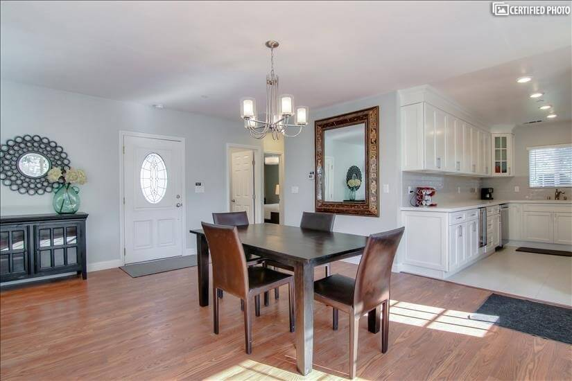 Open Concept Leading to Kitchen