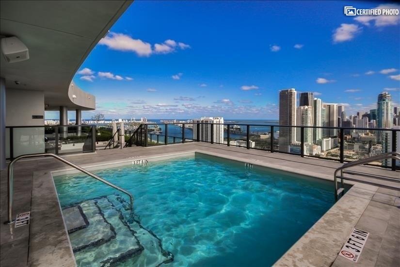 38th Floor Pool