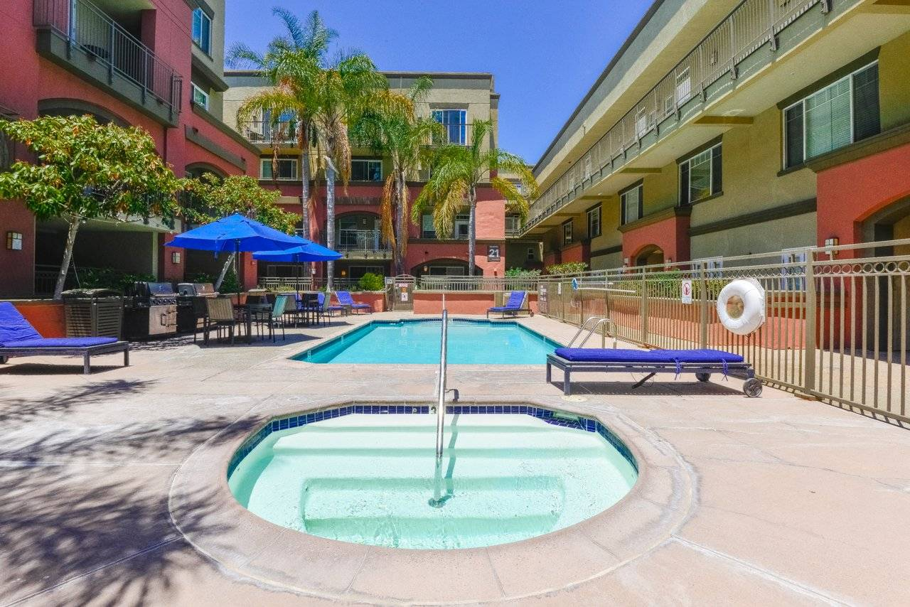 image 2 furnished 2 bedroom Apartment for rent in Park West, Central San Diego