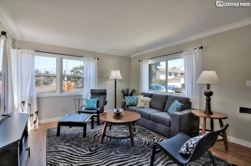image 5 furnished 2 bedroom Apartment for rent in Ocean Beach, Western San Diego