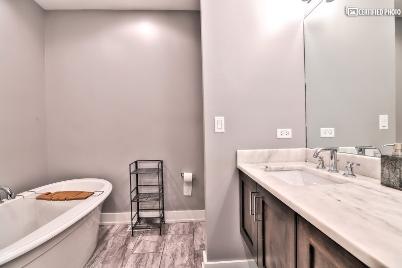 Spa-like Master Bathroom 4