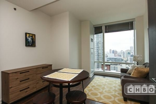 image 2 furnished Studio bedroom Apartment for rent in Loop, Downtown