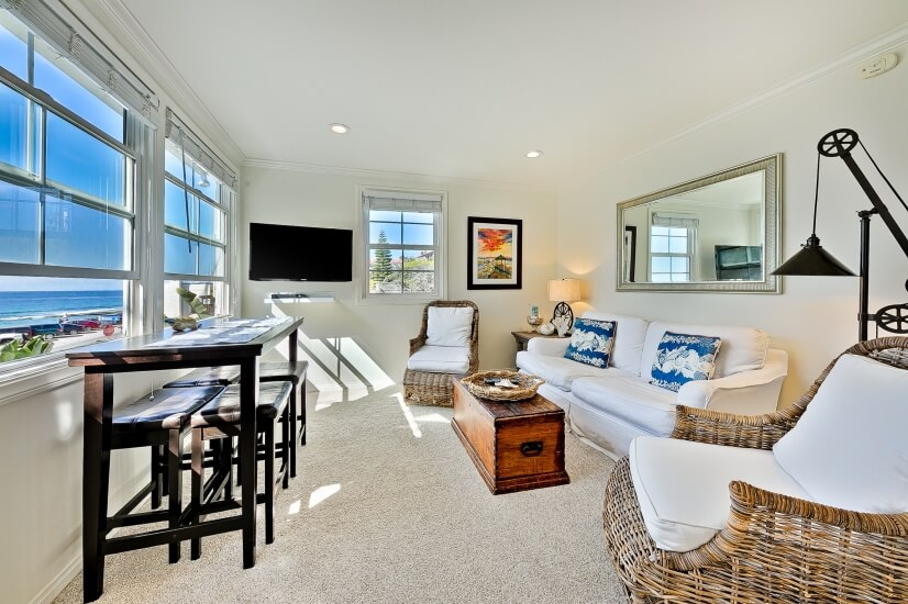 image 5 furnished 1 bedroom Townhouse for rent in La Jolla, Northern San Diego