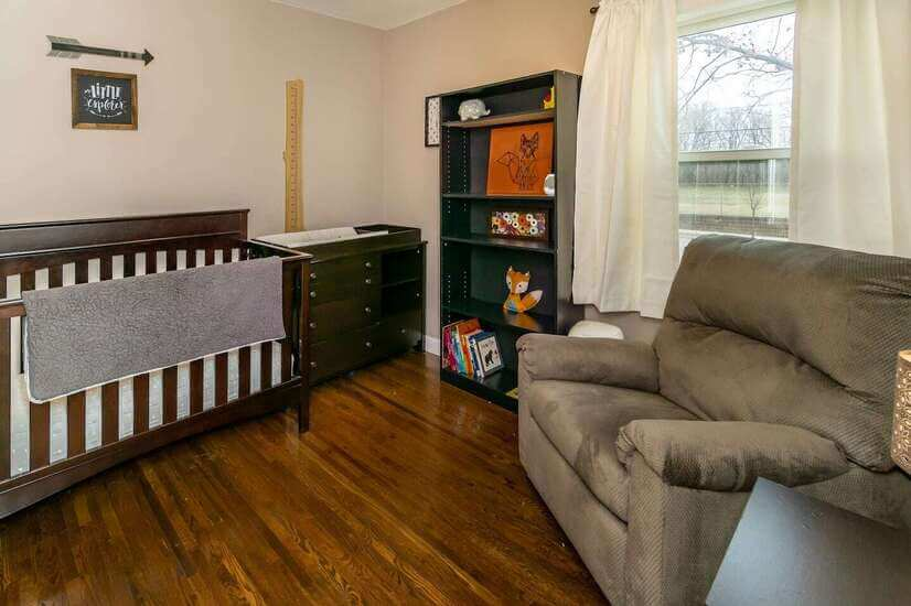 Bedroom 3 Full Nursery