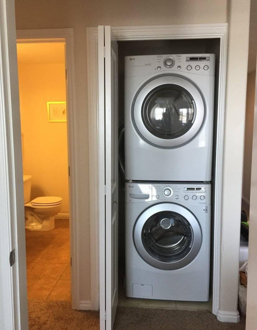 Laundry & Guest bath