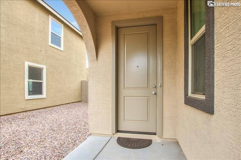 Therma-Tru / Smooth-Star Front Entry Door