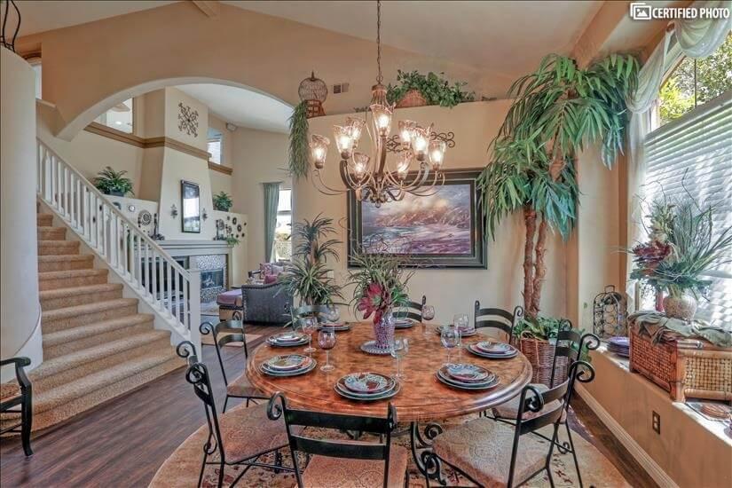 image 8 furnished 4 bedroom House for rent in Rancho Santa Margarita, Orange County