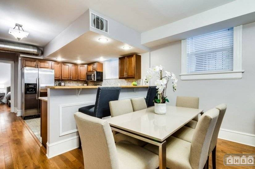 image 3 furnished 2 bedroom Townhouse for rent in Lakeview, North Side