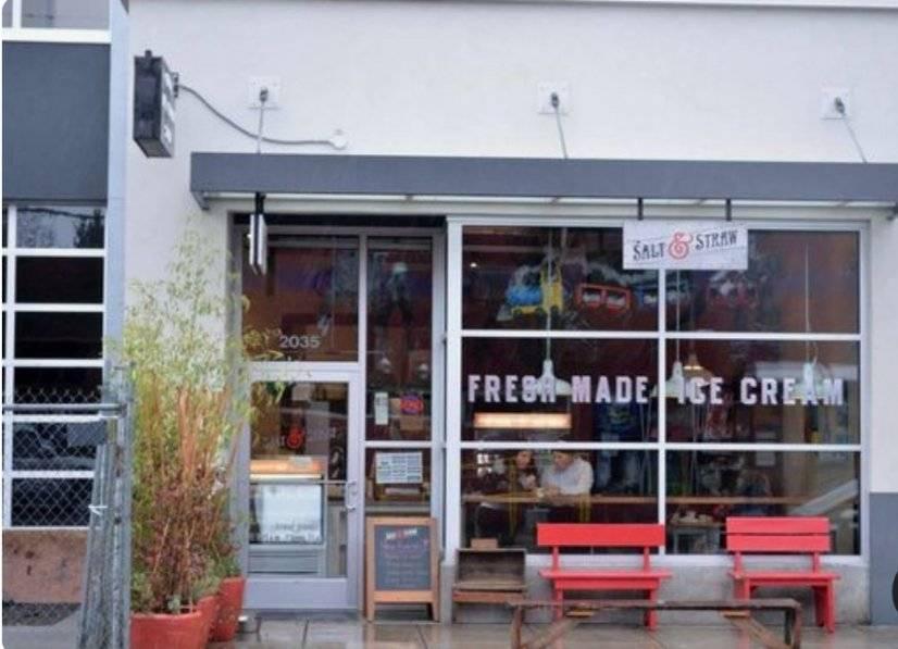 Salt and Straw - Portland-based artisanal ice-cream brand