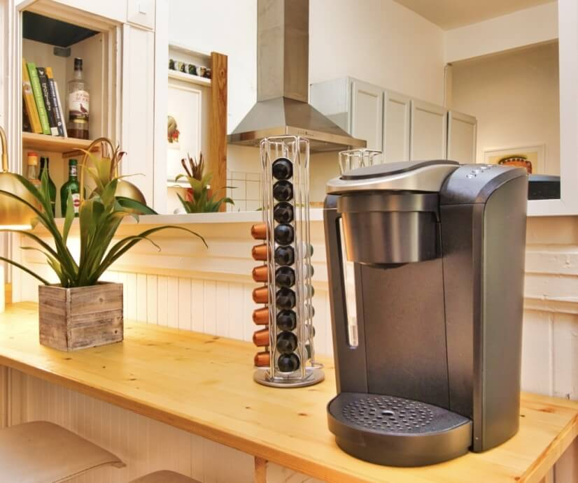 N'espresso and Keurig makers give you endless coffee choices