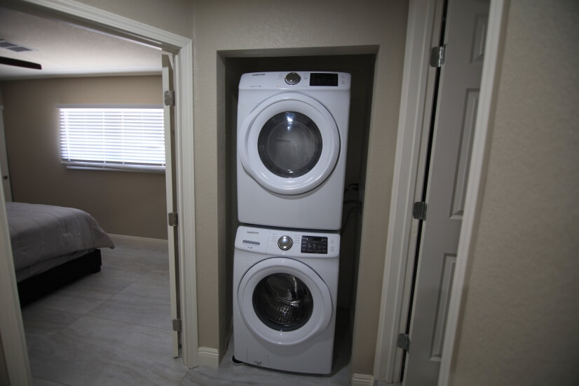 Casita Washer and Dryer