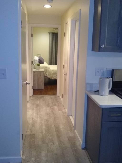1 Bedroom Located on Main Level (House)