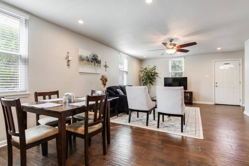 image 8 furnished 2 bedroom Townhouse for rent in Mid-City, New Orleans Area