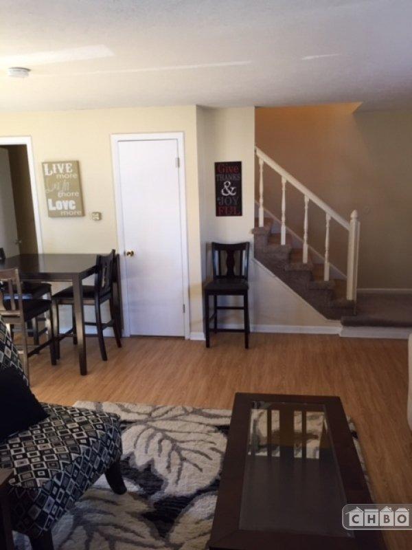 image 2 furnished 2 bedroom Townhouse for rent in University Hills, Denver South