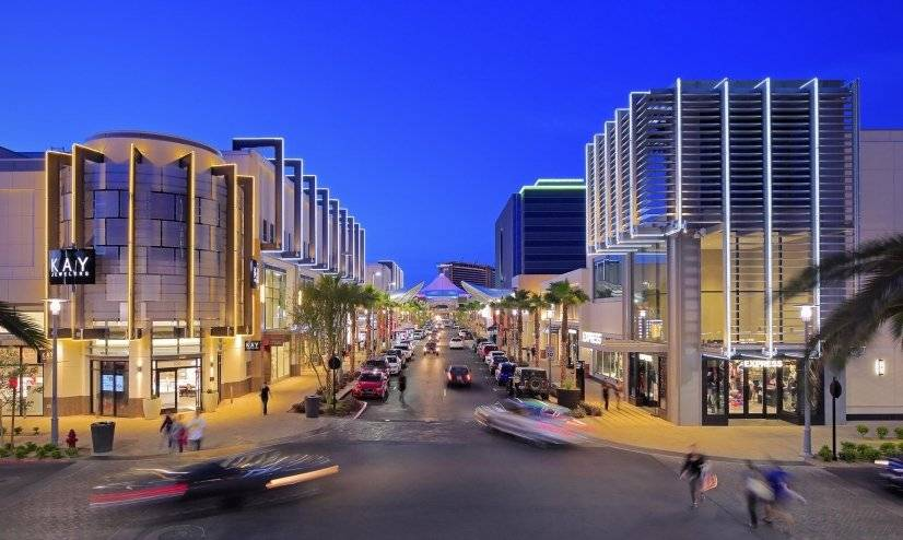 Downtown Summerlin is less than 1 mile away