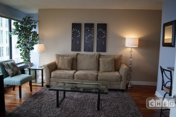 image 6 furnished 2 bedroom Townhouse for rent in Loop, Downtown