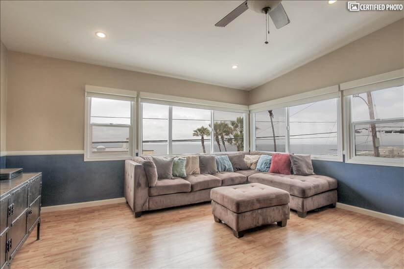 image 3 furnished 2 bedroom Townhouse for rent in Manhattan Beach, South Bay
