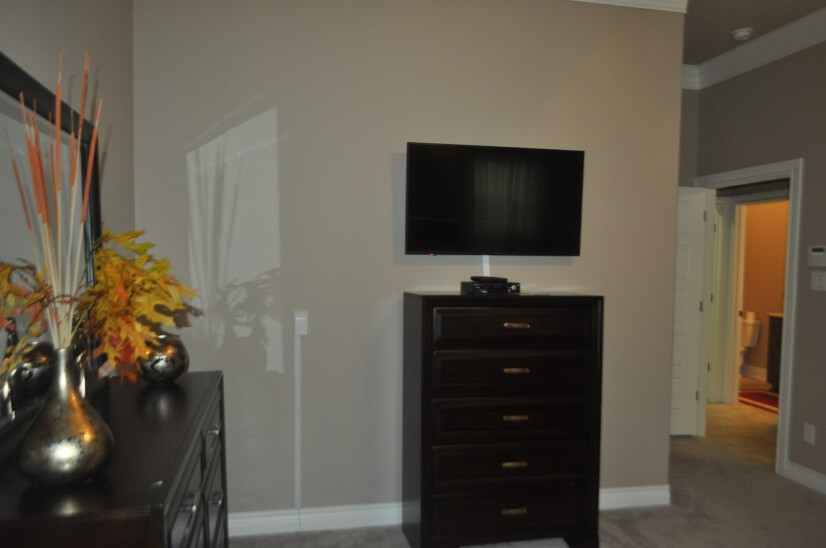 Master Bedroom - Including HDTV