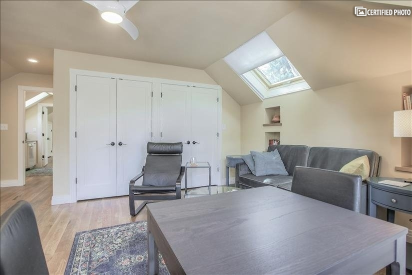 West Room with Extension Table for Dining or Desk