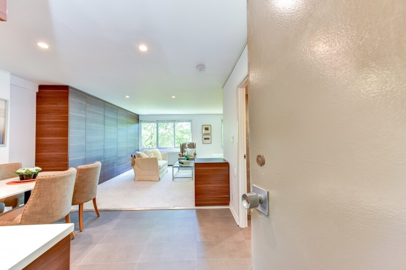 image 2 furnished Studio bedroom Townhouse for rent in Arlington, DC Metro