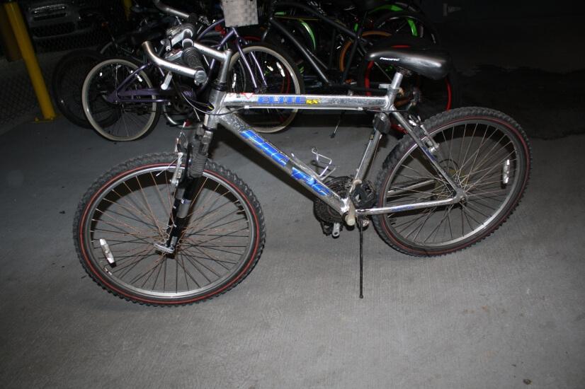 Light Weight Aluminum Bike