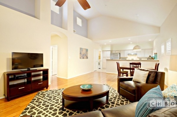 image 5 furnished 2 bedroom Townhouse for rent in Chandler Area, Phoenix Area
