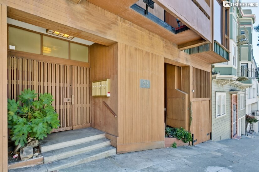 image 3 furnished 2 bedroom Townhouse for rent in North Beach, San Francisco