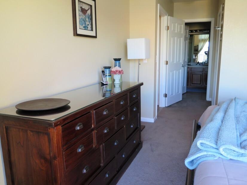 Loft 103 Master Bedroom Hallway