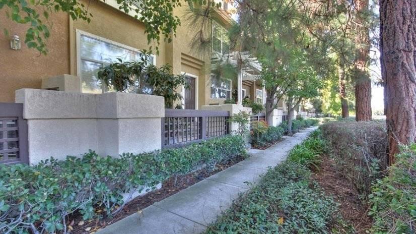 Front House Walkway