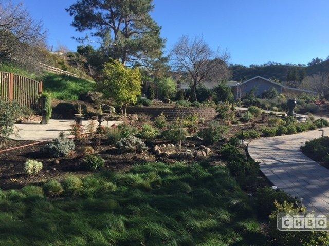 1 acre garden view