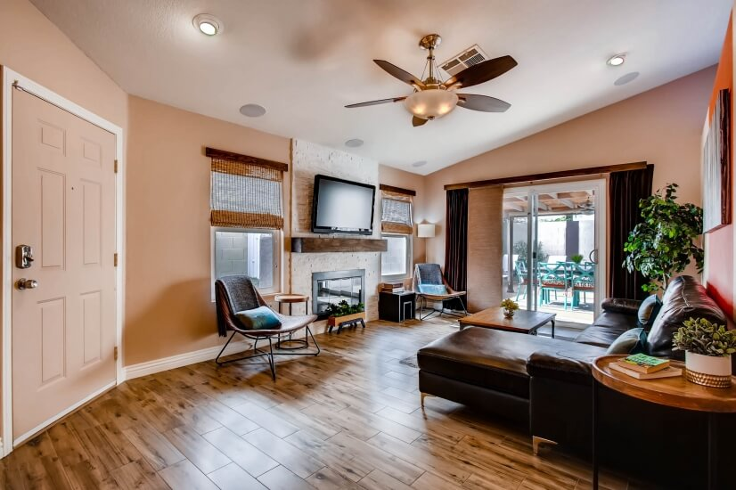 image 7 furnished 2 bedroom House for rent in Spring Valley, Las Vegas Area