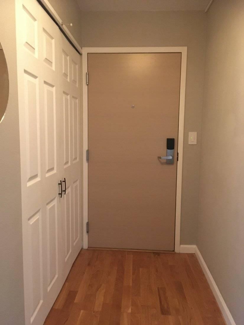 Entry Hallway closet