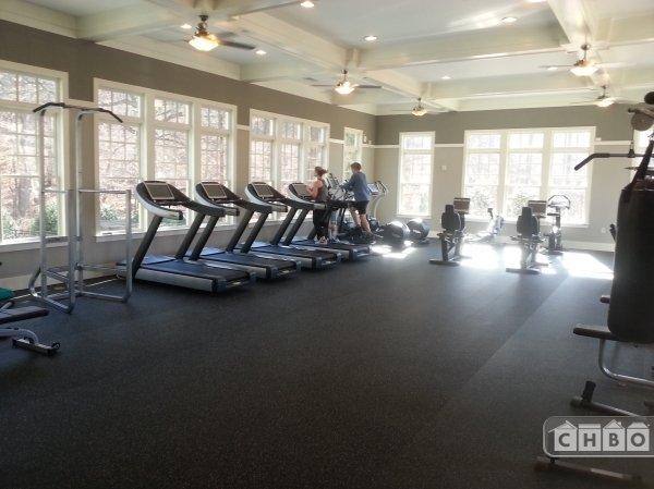 Fitness Center Cardo Machines