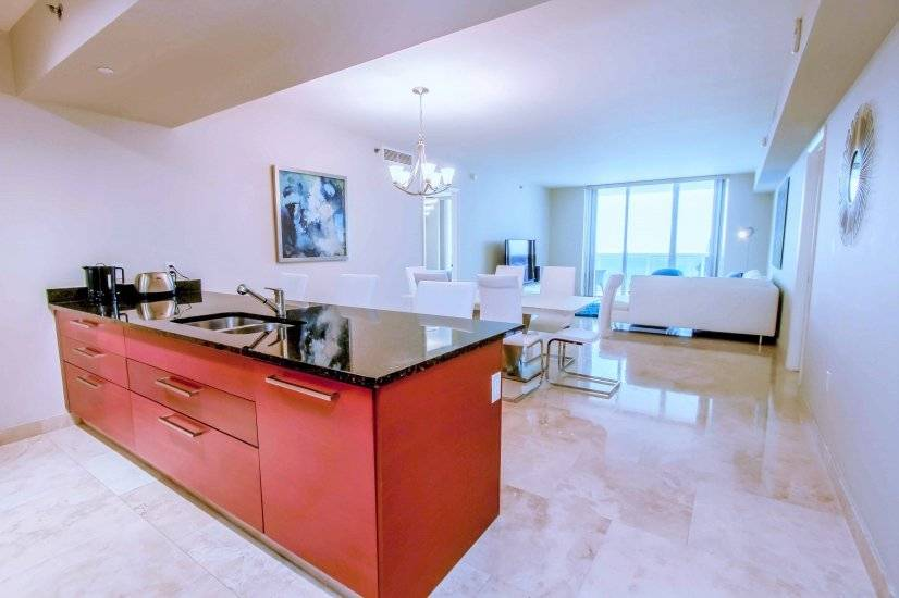 image 4 furnished 3 bedroom Townhouse for rent in Hallandale Beach, Ft Lauderdale Area