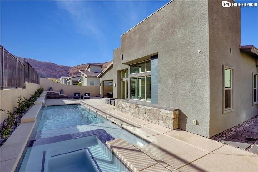 Furnished/Turn-Key Modern in the Cliffs Village/Gated ,Views