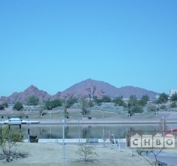 Rio Salado Park across from Re