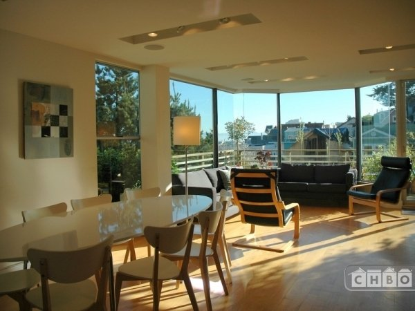 image 2 furnished 3 bedroom Apartment for rent in Noe Valley, San Francisco