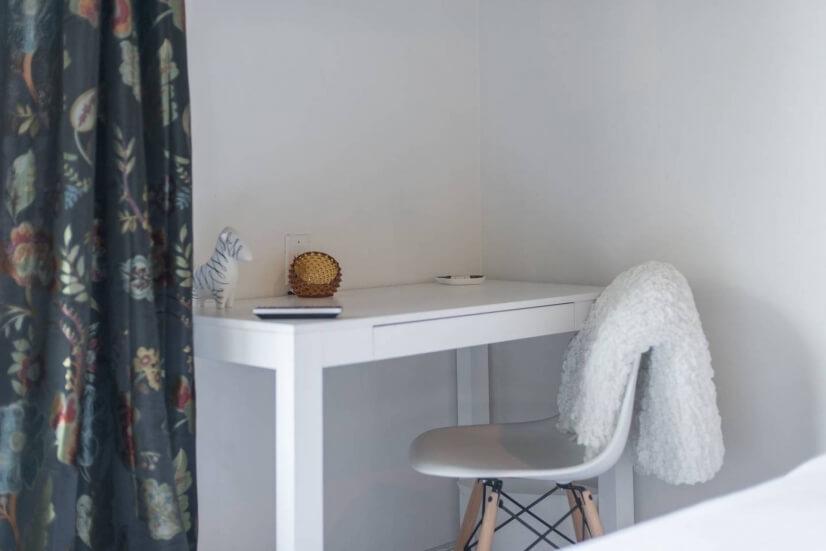 bdrm desk access