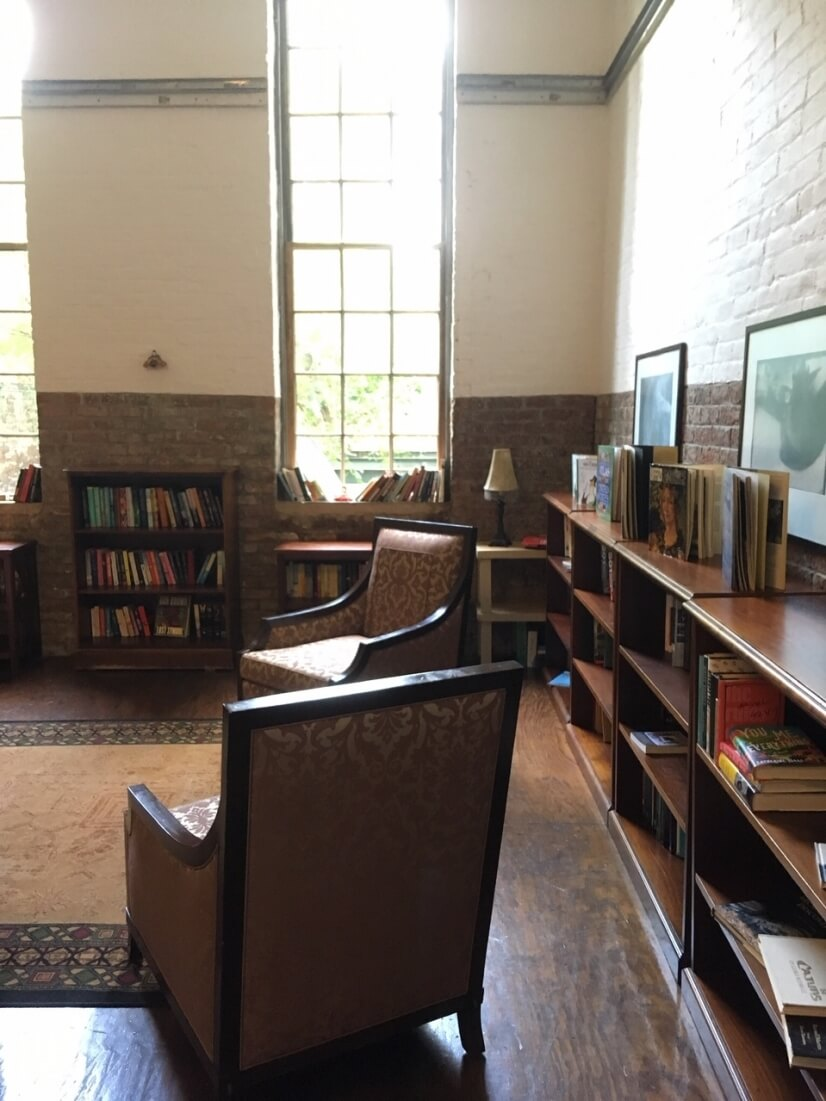 Cotton Mill Library