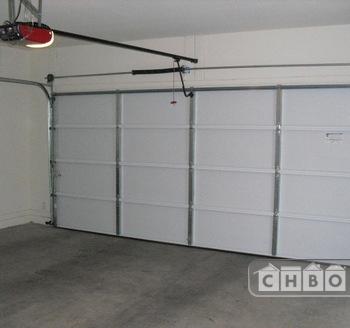 Full Two Car Garage