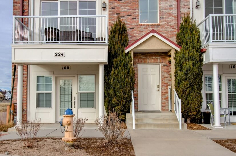 image 2 furnished 1 bedroom Townhouse for rent in Divine Redeemer, Colorado Springs