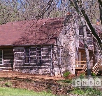 Private Log Cabin Near Leipers Fork Vill