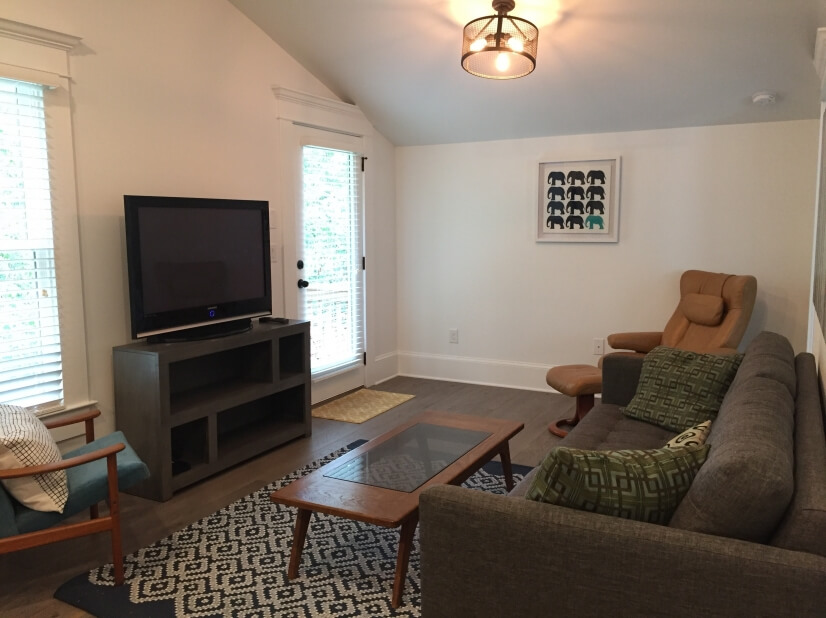 image 2 furnished 1 bedroom Apartment for rent in Decatur, DeKalb County