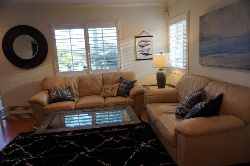 Cozy Living Room 1