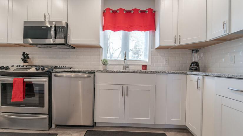 Kitchen/Appliances Available