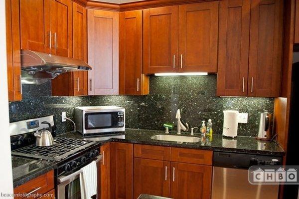 Range, Sink & Microwave