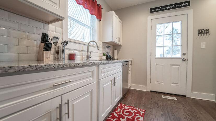 Kitchen/Back Door