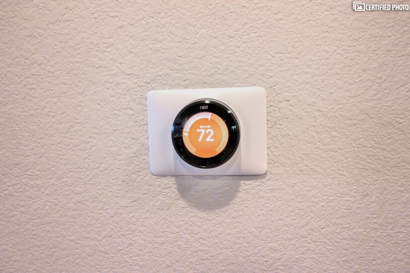 Smart Home ready - NEST Intelligent Thermostat