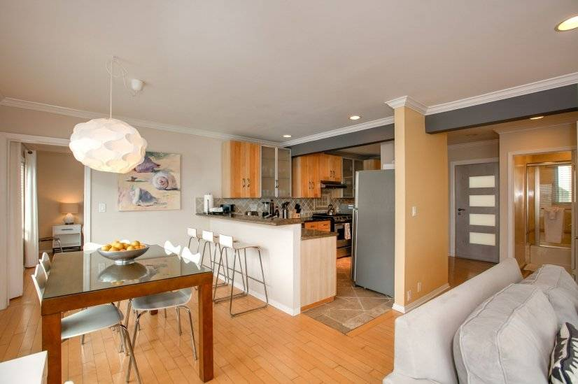 image 2 furnished 2 bedroom Townhouse for rent in Santa Monica, West Los Angeles